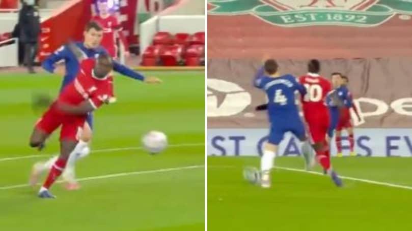 Sadio Mane Is Staying On His Feet To 'Stop Mohamed Salah'