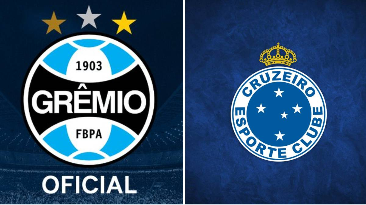 Brazilian Sides Gremio And Cruzeiro New Kits Are Beautiful - SPORTbible