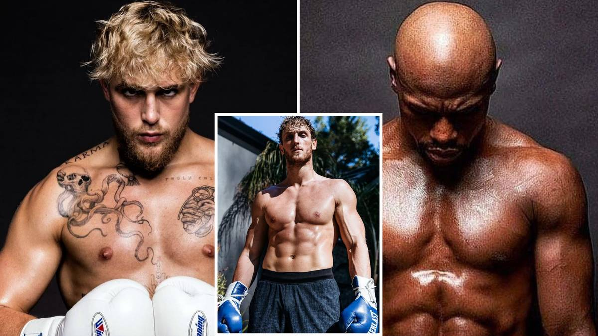 Jake Paul Could Be Offered Floyd Mayweather Fight After Logan Bout Called Off