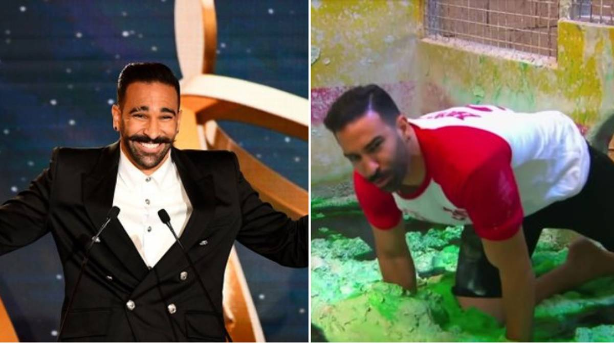 Adil Rami Sacked By Marseille After 'Skipping Training To Appear ...