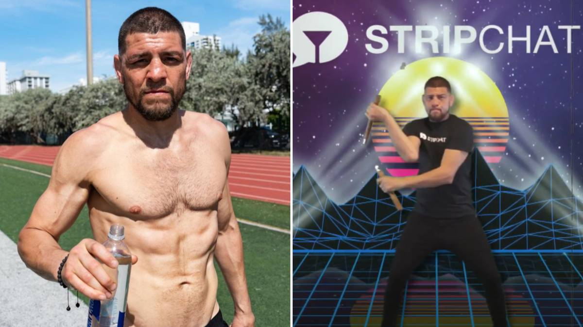 UFC legend Nick Diaz teaches self-defense lessons on Stripchat this weekend