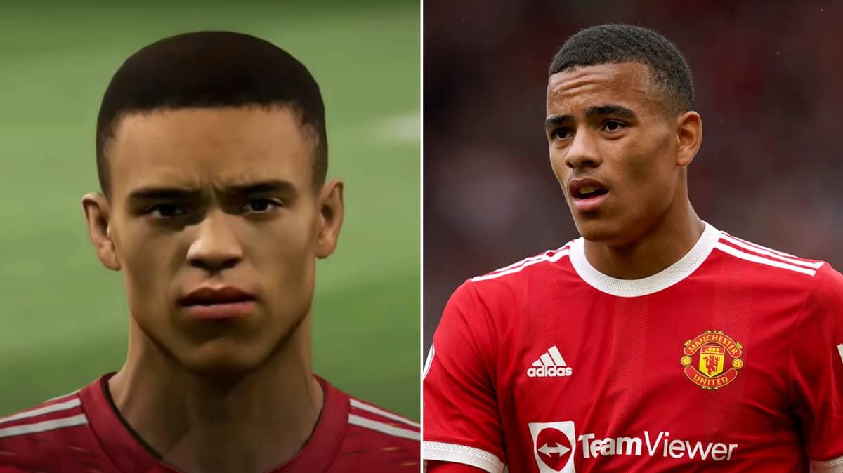Mason Greenwood's FIFA 22 Participant Ranking Revealed, Man United Followers Name It A 'Crime'