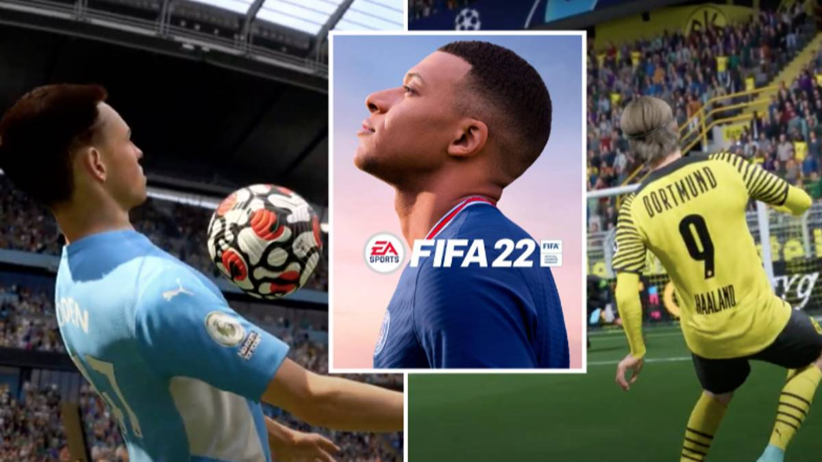 The ten Most Thrilling Modifications To Gameplay In FIFA 22