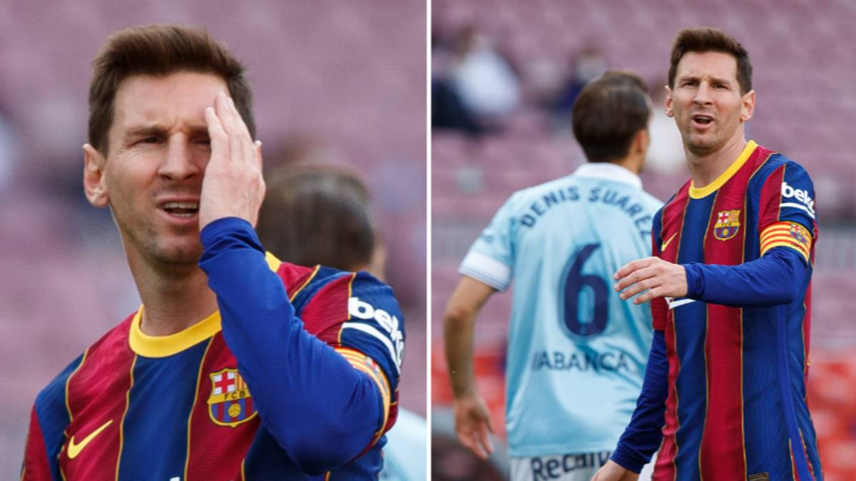Adult website offers Barcelona $ 10million fee to help fund Lionel Messi contract
