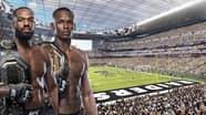 Jon Jones Vs. Israel Adesanya - UFC Mega-Fight Teased For December 2021
