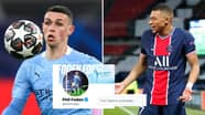 Phil Foden 'Left Furious' After His Own Twitter Account Posts Image Calling Out Kylian Mbappe Without His Permission
