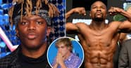 KSI Gives His Reaction To Floyd Mayweather Vs Logan Paul Fight