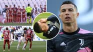 Cristiano Ronaldo's One Goal In 72 Free-Kick Record For Juventus Is Down To 'Bad Luck'