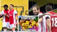 Ajax Beat 10 Man VVV-Venlo 13-0 In Eredivisie