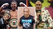 """Mike Tyson Could """"Challenge Anthony Joshua Or Tyson Fury"""" After Remarkable Training Progress"""