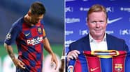 What Lionel Messi Told New Barcelona Boss Ronald Koeman About His Future