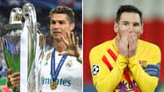 Fans Are Comparing Cristiano Ronaldo And Lionel Messi's Achievements In The Champions League At Age 33