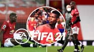 Manchester United's Paul Pogba Is Now 'Injury Prone' In Latest FIFA 21 Update