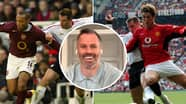 Jamie Carragher Names A Team Of His Toughest Opponents