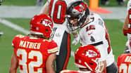 Tom Brady Texted Tyrann Mathieu To Apologise For Super Bowl Spat