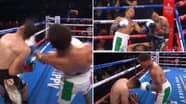 Floyd Mayweather's Protégé Gervonta Davis Delivers Massive Uppercut To Leo Santa Cruz, It's Knockout Of The Year