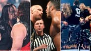 The Ten Greatest WWE Feuds Of The Attitude Era Have Been Revealed