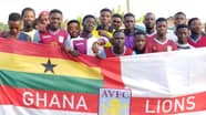 A Town In Ghana All Exclusively Support Aston Villa