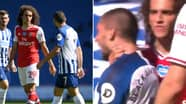 Matteo Guendouzi Taunted 'Sh*t' Brighton Players About Their Wages