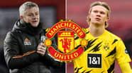 Ole Gunnar Solskjaer 'Keeps Calling' Erling Haaland To Persuade Him Into Manchester United Transfer