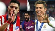 'Barcelona Are Missing Luis Suarez Like Real Madrid Missed Cristiano Ronaldo,' Says Diego Forlan