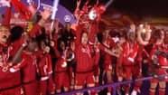 Liverpool Finally Lift Premier League Trophy After 30 Year Wait