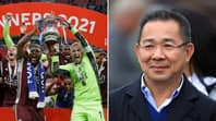 Leicester City Played The FA Cup Final With An Incredible Vichai Srivaddhanaprabha Tribute On Their Shirt