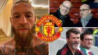 Manchester United's Starting XI Predicted Under Conor McGregor's Ownership Of Premier League Club
