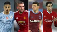 The Defenders Who Have Created The Most Chances In The Premier League This Season