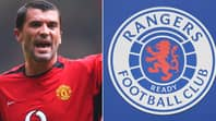 Roy Keane Bluntly Told Rangers Legend That There's 'No Point' In Talking To Him