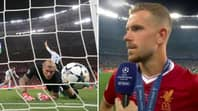 Jordan Henderson Gave A Perfect Interview After Champions League Final Loss