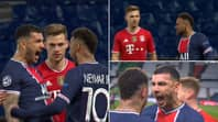 Neymar Celebrated Right In The Face Of Joshua Kimmich In Wild Scenes