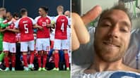 Christian Eriksen To Have Heart Starter Device Fitted, Danish National Team Confirm