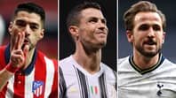 The Top 10 Strikers In World Football Right Now Have Been Named And Ranked