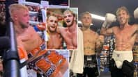 Jake & Logan Paul Accused Of 'Orchestrating' Their Fights, It's Getting Hard To Argue