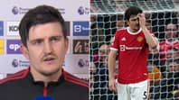 'First And Foremost...' - Harry Maguire Apologises To Man United Fans After 5-0 Defeat To Liverpool
