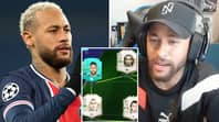Neymar's FIFA 21 Ultimate Team Gets Major Upgrades As PSG Star Ranks In Top 100 PC Players