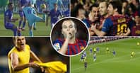 Compilation Of Andres Iniesta Magic Proves He's Most Complete Playmaker Of His Era