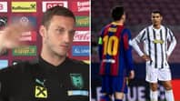 Marko Arnautovic Claims Cristiano Ronaldo And Lionel Messi Are From A Different Planet During Press Conference