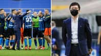 Inter Milan President Asks Squad To Give Up Two Months Wages Despite First Scudetto Win In 11 Years