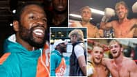Boxing Legend Floyd Mayweather Will NOT Fight Brothers Logan And Jake Paul On The Same Night