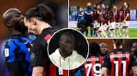 Romelu Lukaku Opens Up On Angry Bust-Up With Zlatan Ibrahimovic