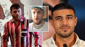 Jake Paul 'Reveals' His Next Fight As He Takes Swipe At Tommy Fury And Canelo Alvarez