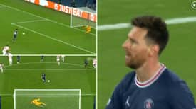 Lionel Messi Scores Sensational Panenka Penalty To Seal Memorable PSG Comeback Win