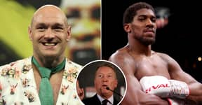 Frank Warren: 'Tyson Fury Vs Anthony Joshua Is As Competitive As Tyson Wants To Make It'