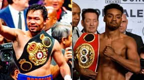 Manny Pacquiao Announces Super-Fight Against Errol Spence On August 21