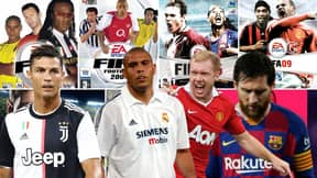 The Highest Rated FIFA Player Of The Last 20 Years Isn't Who You'd Expect