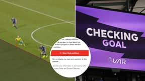 Petition To Get Rid Of VAR Reaches Over 2,000 Signatures