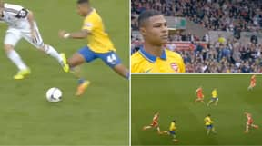 Compilation Of Serge Gnabry At Arsenal Shows How Good He Promised To Be