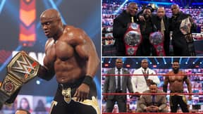WWE News: Bobby Lashley Reveals His Highlight Of Being In 'The Hurt Business'